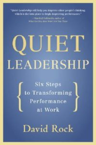 Quiet Leadership book